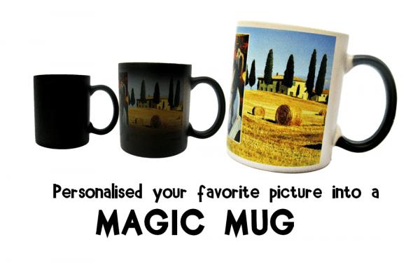 Magic Mug Printing Shah Alam Klang