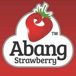 logo abang strawberry cameron highland