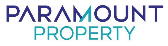 paramount Property Logo